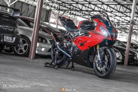 BMW S1000RR 2015 cực chất trong bản độ siêu khủng
