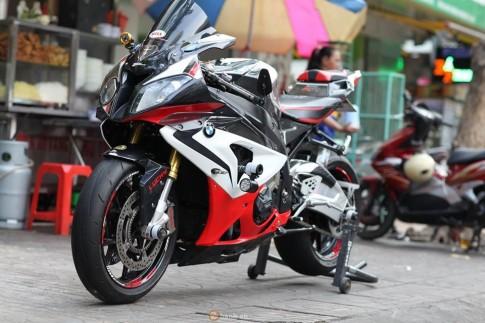 BMW S1000RR độ cực chất và đầy phong cách của biker Việt
