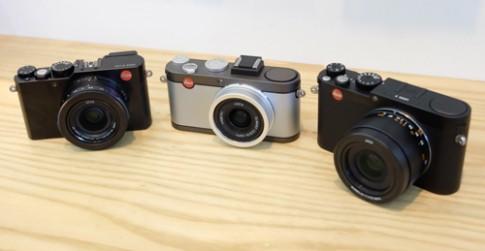 Bộ ba máy ảnh Leica D-Lux, X và X-E mới có mặt tại Việt Nam