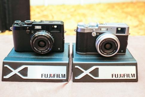 Bộ ba máy Fujifilm mới về Việt Nam