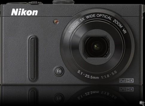 Bộ đôi máy ảnh compact cao cấp của Nikon
