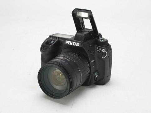 Bộ đôi Pentax K-5 II và K-5 IIs giá từ 24,9 triệu đồng