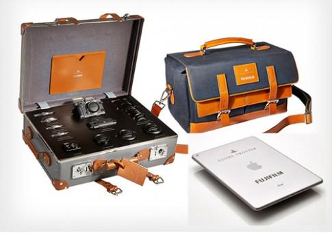 Bộ máy ảnh Fujifilm X-T1 kèm iPad giá gần 300 triệu đồng