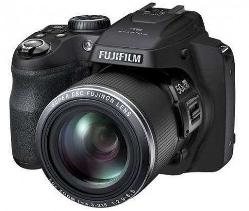 Bộ máy ảnh siêu zoom 2013 của Fujifilm