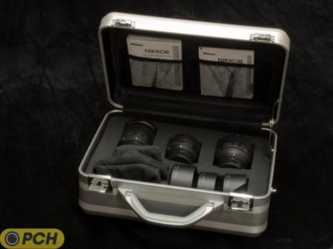 Bộ ống fix độ mở f/1.8 đặc biệt của Nikon