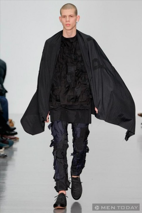 Bộ sưu tập thời trang nam thu đông 2014 của Matthew Miller | LCM