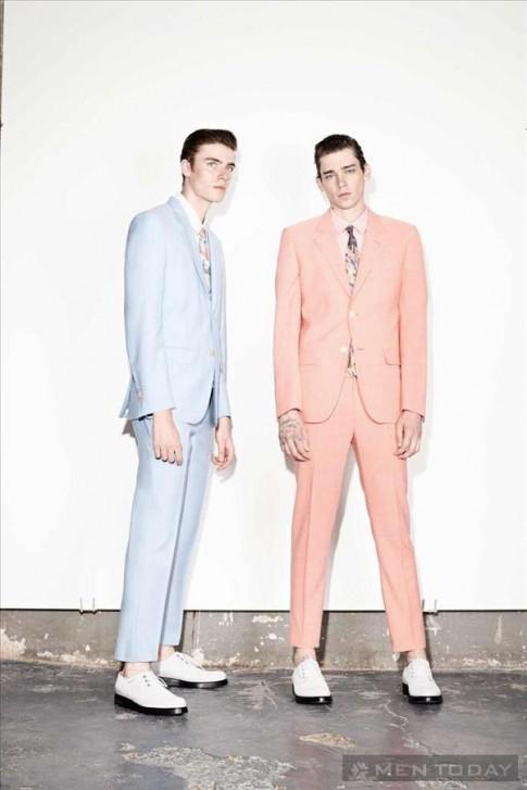 BST thời trang nam 2014 đa phong cách của Marc Jacobs