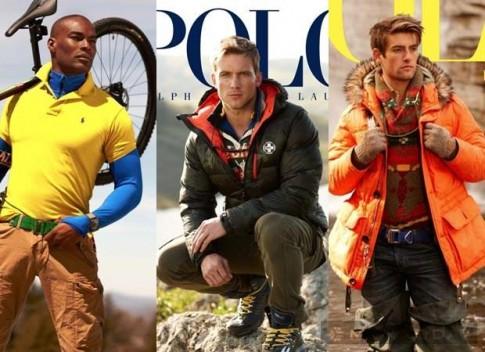 BST thời trang nam thu đông 2013 rực rỡ sắc màu từ Polo Ralph Lauren
