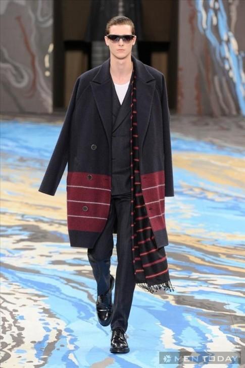 BST thời trang nam thu đông 2014 của Louis Vuitton | PFW