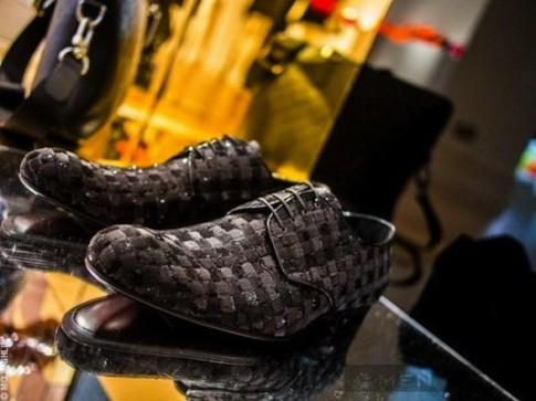 BST thời trang nam Xuân Hè 2013 của Louis Vuitton