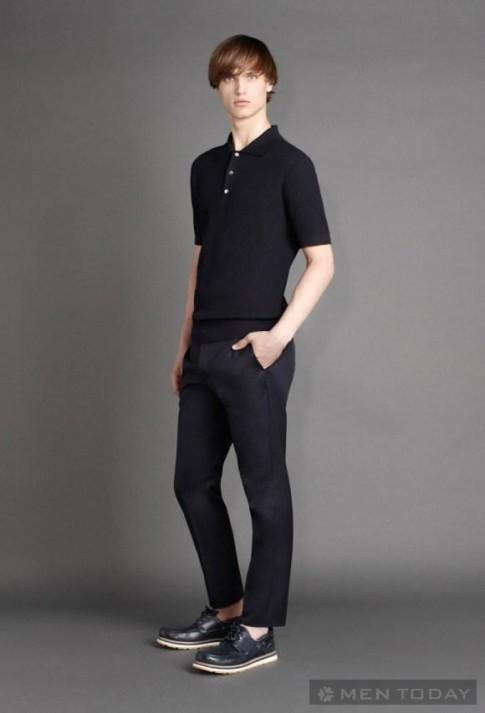 BST thời trang nam xuân hè 2014 từ Louis Vuitton