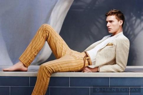 BSt thời trang nam xuân hè từ Topman và Canali