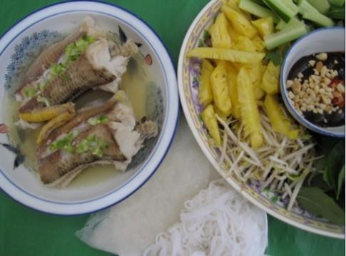 Cá lóc đồng hấp, món ngon dân dã miền Tây