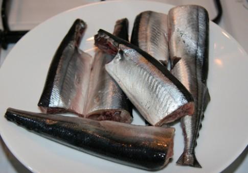 Cá thu Nhật sốt cà bằng nồi áp suất