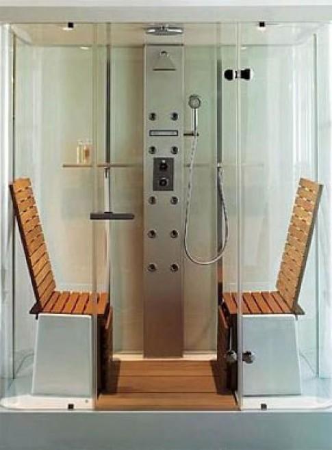 Cabin tắm 'hàng khủng'