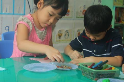 Các bước chuẩn bị giúp bé học giỏi Toán