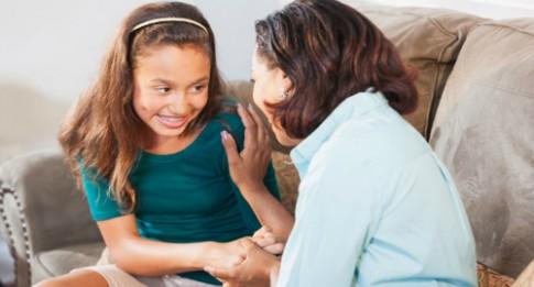 Cách dạy con gái giữ mình hiệu quả