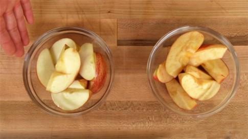 Cách đơn giản chống thâm cho hoa quả