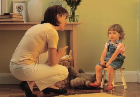 Cách kỷ luật không nước mắt hiệu quả với trẻ