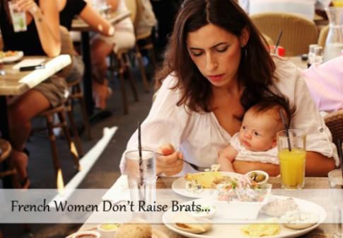 Cách mẹ Pháp nuôi con lịch sự và ăn được mọi thứ