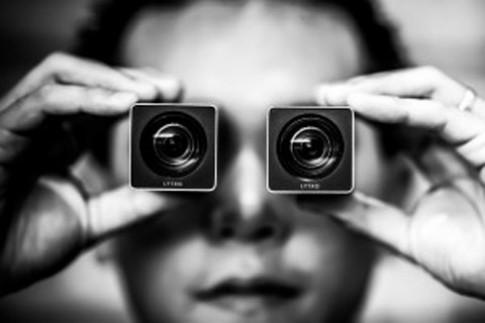 Camera cho phép đổi góc ảnh sau khi chụp