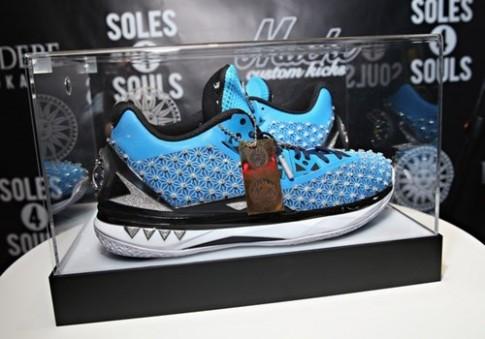 Cận cảnh đôi Sneaker đắt nhất thế giới với giá hơn 100 tỉ đồng
