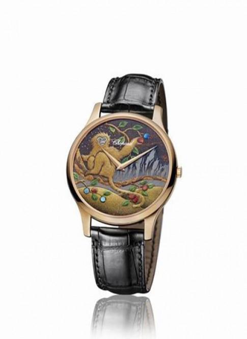 Cận cảnh đồng hồ Chopard năm Thân duy nhất tại Việt Nam