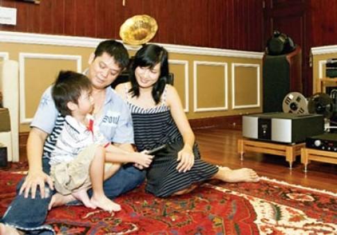 Căn nhà ấm áp của diễn viên Hiền Mai