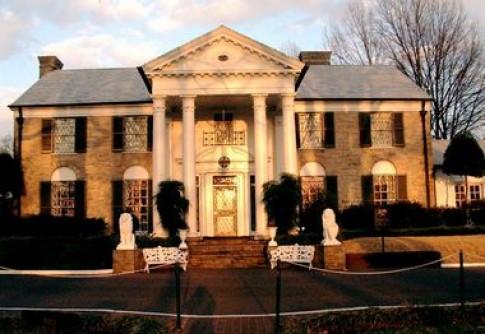 Căn nhà cuối đời của Elvis Presley