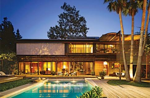 Căn nhà lãng mạn của Demi Moore