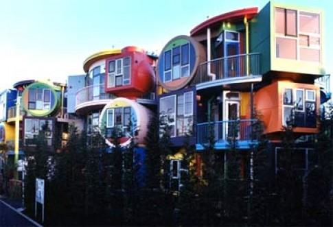 Căn nhà 'muôn mặt' ở Tokyo