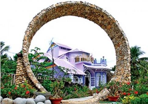 Căn nhà san hô