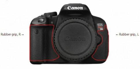 Canon 650D xách tay trong diện thu hồi được bảo hành tại Việt Nam