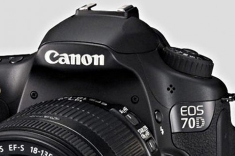 Canon 70D có thể sẽ ra mắt cuối tháng này
