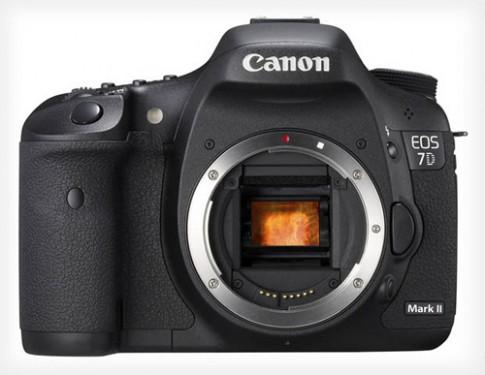 Canon 7D Mark II sẽ có cách mạng về cảm biến