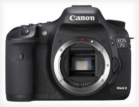 Canon 7D Mark II trễ hẹn do khó khăn sản xuất cảm biến