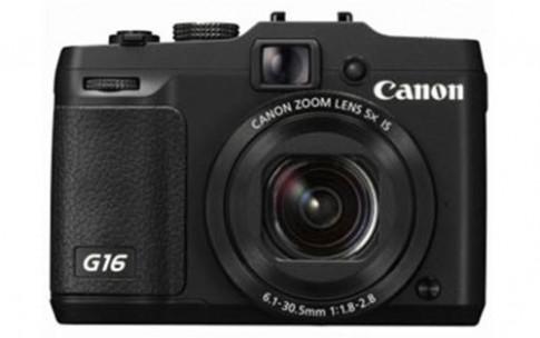 Canon có thể ra mắt PowerShot G16 tích hợp Wi-Fi
