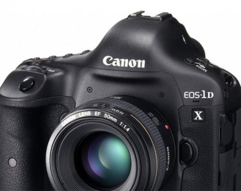Canon đang thử nghiệm DSLR cảm biến 75 megapixel