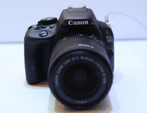 Canon EOS 100D và 700D xuất hiện tại Việt Nam