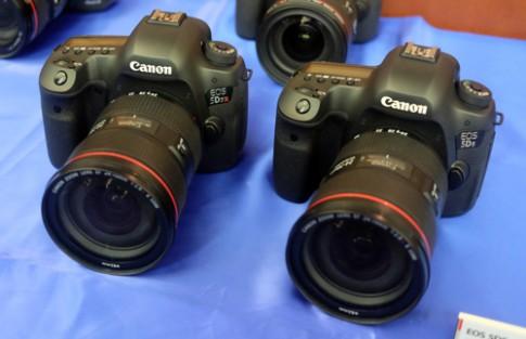 Canon EOS 5DS là DSLR không đối thủ