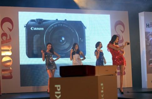 Canon EOS M giá từ 19,5 triệu đồng