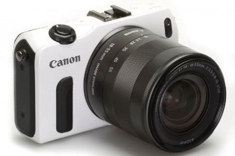 Canon EOS M sẽ bán tại Việt Nam cuối tháng 9
