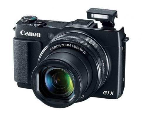 Canon G1 X Mark II trình làng với cảm biến lớn 1,5 inch