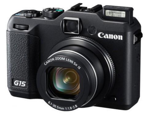 Canon G15 chính hãng giá 15,8 triệu đồng
