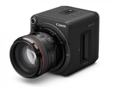 Canon gây sốc khi ra máy quay hỗ trợ ISO tối đa 4 triệu