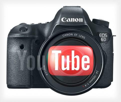Canon hỗ trợ lỗi liên quan 6D và 1D X