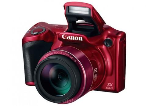 Canon làm mới dòng máy ảnh siêu zoom giá tốt