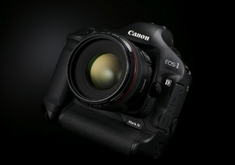 Canon ngừng sản xuất 1D Mark IV