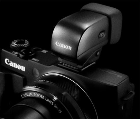 Canon Powershot G1 X thế hệ 2 xuất hiện