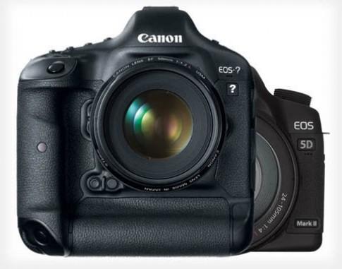 Canon sắp ra DSLR cảm biến độ phân giải siêu cao